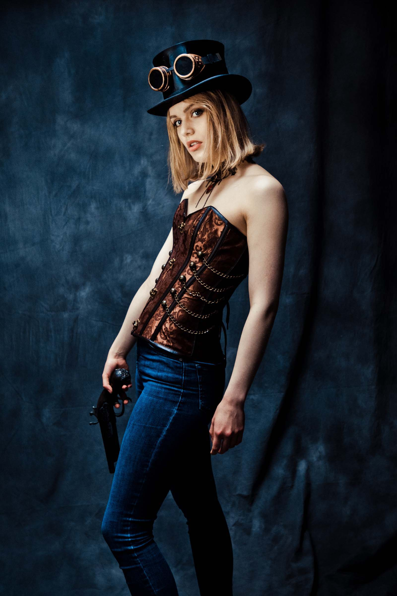Steampunk-Shooting
